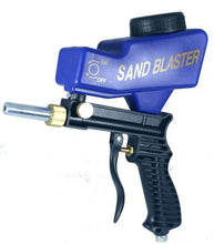 Load image into Gallery viewer, Premium Gravity Feed Sandblasting Gun