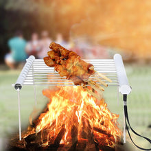 Load image into Gallery viewer, PORTABLE CAMPING GRILL SET