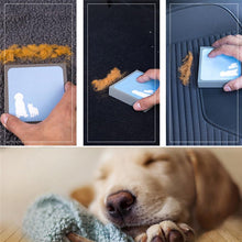 Load image into Gallery viewer, Pet hair cleaning brush