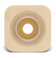 Convatec 125275 Sur-Fit Natura Flexible Skin Barrier Tan Collar Stoma 38mm Flange 57mm