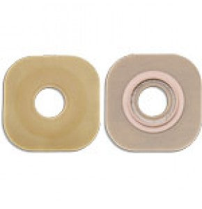 Hollister 16408 New Image FlexWear Flat Flange Pre-Sized w/out Tape 57mm 38mm Stoma Box/5