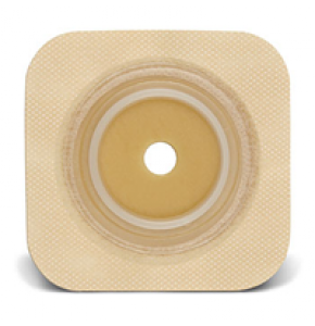 "Convatec 413168 Sur-Fit Natura Durahesive Flexible Skin Barrier Tan 70mm (2 3/4"") Box/10"