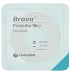 Coloplast 12035 Brava Protective Ring 2.5mm Diameter 18mm, 10/Box