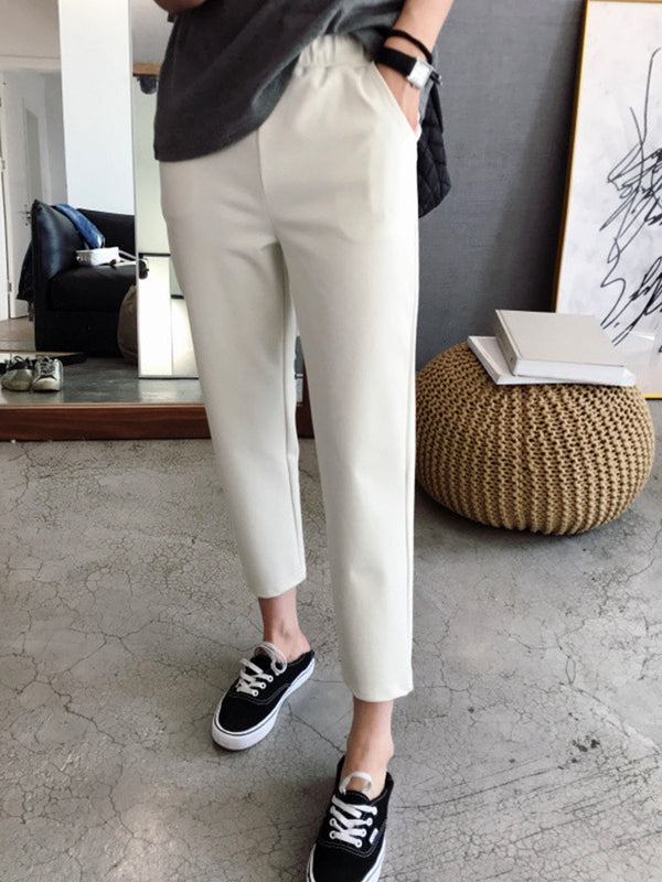Plus size suit pants Casual Pants