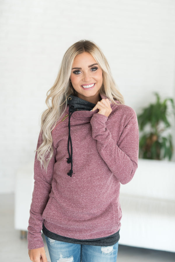 Sweatshirt - Blended Berry