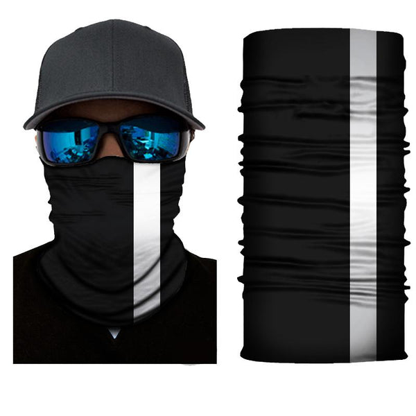 Face Mask and Neck Warmer with Dust and Sun UV Protection(R04)