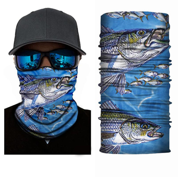 Face Mask and Neck Warmer with Dust and Sun UV Protection (Vitality S602)