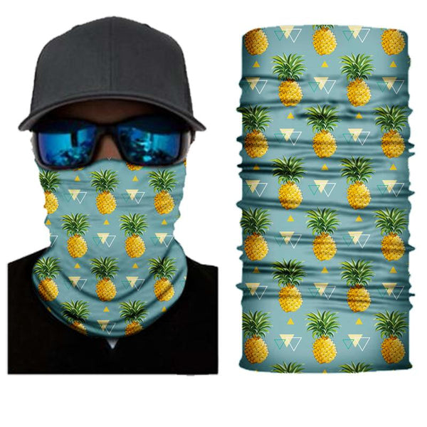 Face Mask and Neck Warmer with Dust and Sun UV Protection (Vitality S603)