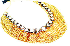 DN0100   BIB necklace