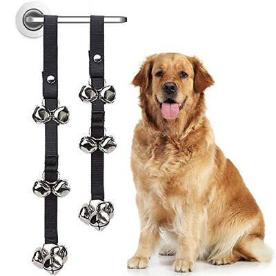 Housetraining Dog Doorbell for Bathroom Training and Housebreaking Train Door-bell for Doggy Doggie Puppy