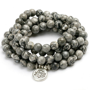 Natural Light Yoga Bracelet