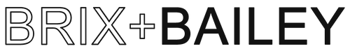 Brix and Bailey Brand Logo