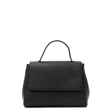 Pebbled Small Leather Grab Bag - Brix and Bailey® - Contemporary Bag, Watch and Accessory Brand
