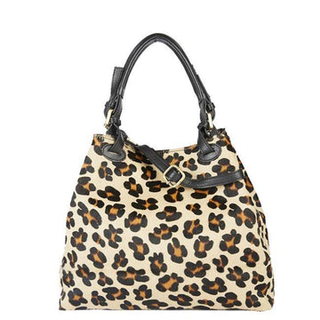 Leopard Hobo Bag Brix Bailey