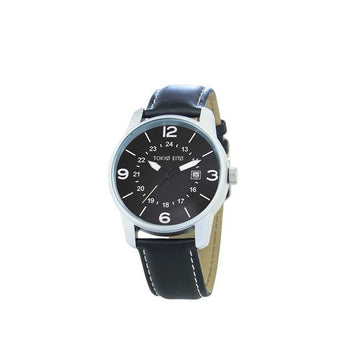 Minimal Black + White Dial Watch - Brix and Bailey® - Contemporary Bag, Watch and Accessory Brand