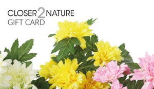Gift Card - Closer2Nature