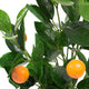 Artificial Mini Orange Tree Closer2Nature