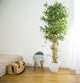 Artificial 6ft Golden Bamboo Tree Closer2Nature