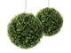 Artificial 22cm Boxwood Ball Topiary - Closer2Nature