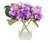 Artificial 18cm Mixed Hydrangea Arrangement Collection - Closer2Nature
