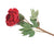 Artificial 78cm Single Stem Red Peony - Closer2Nature