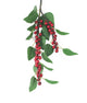 Artificial 80cm Single Stem Red Spicebush Berry Spray - Closer2Nature