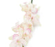 Artificial 84cm Single Stem Pale Pink Cymbidium Orchid Closer2Nature