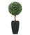 Artificial 2ft Boxwood Tree Ball Topiary - Closer2Nature