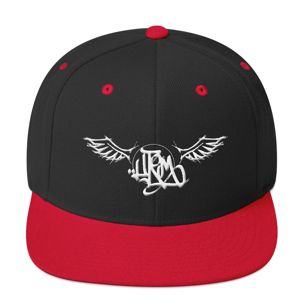 ANGEL WINGS - Snapback Hat