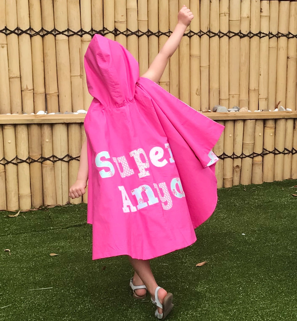 Personalised Superhero Capes