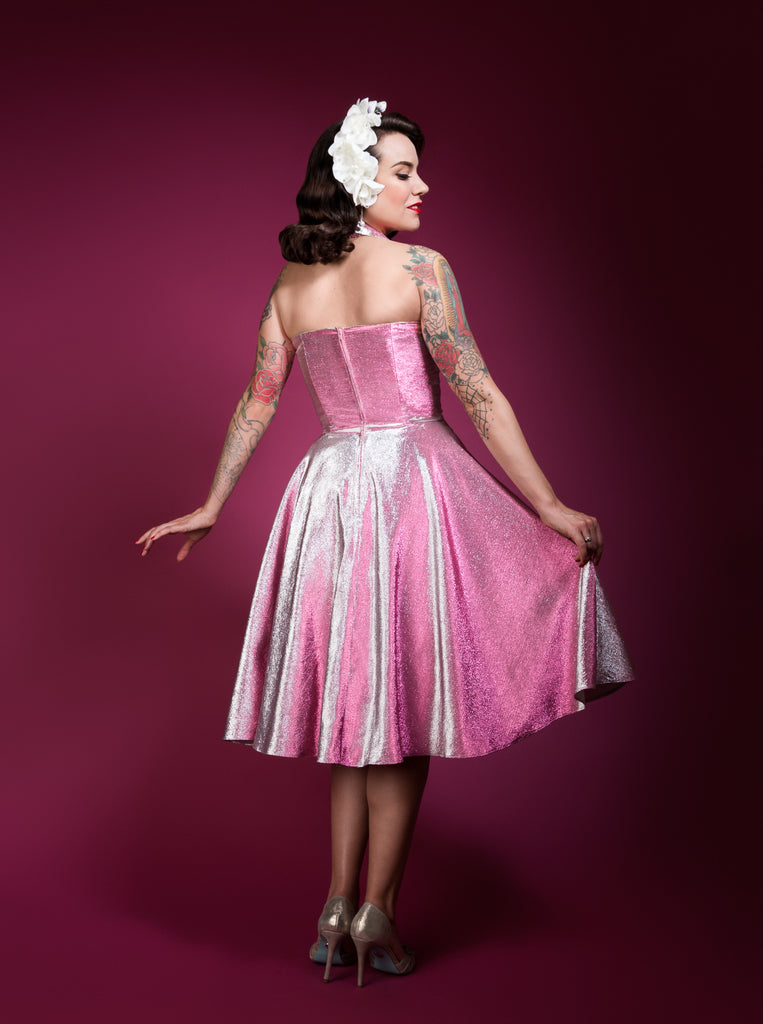 Charm Patterns By Gertie - Lamour Dress