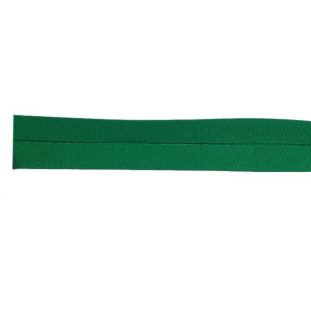 Sewing Gem - 25mm Double Fold Bias Binding - 100% Cotton - Emerald