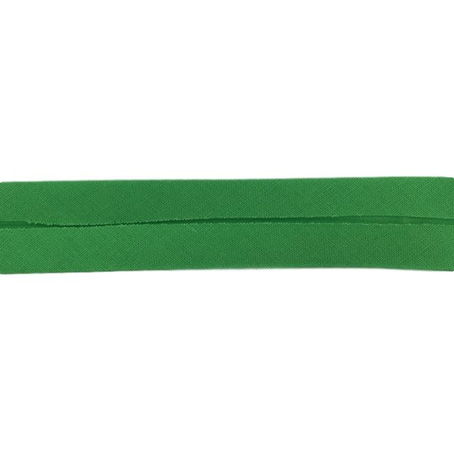 Sewing Gem - 25mm Double Fold Bias Binding - 100% Cotton - Lime