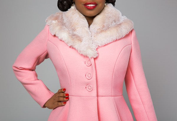 Charm Patterns By Gertie - Princess Coat