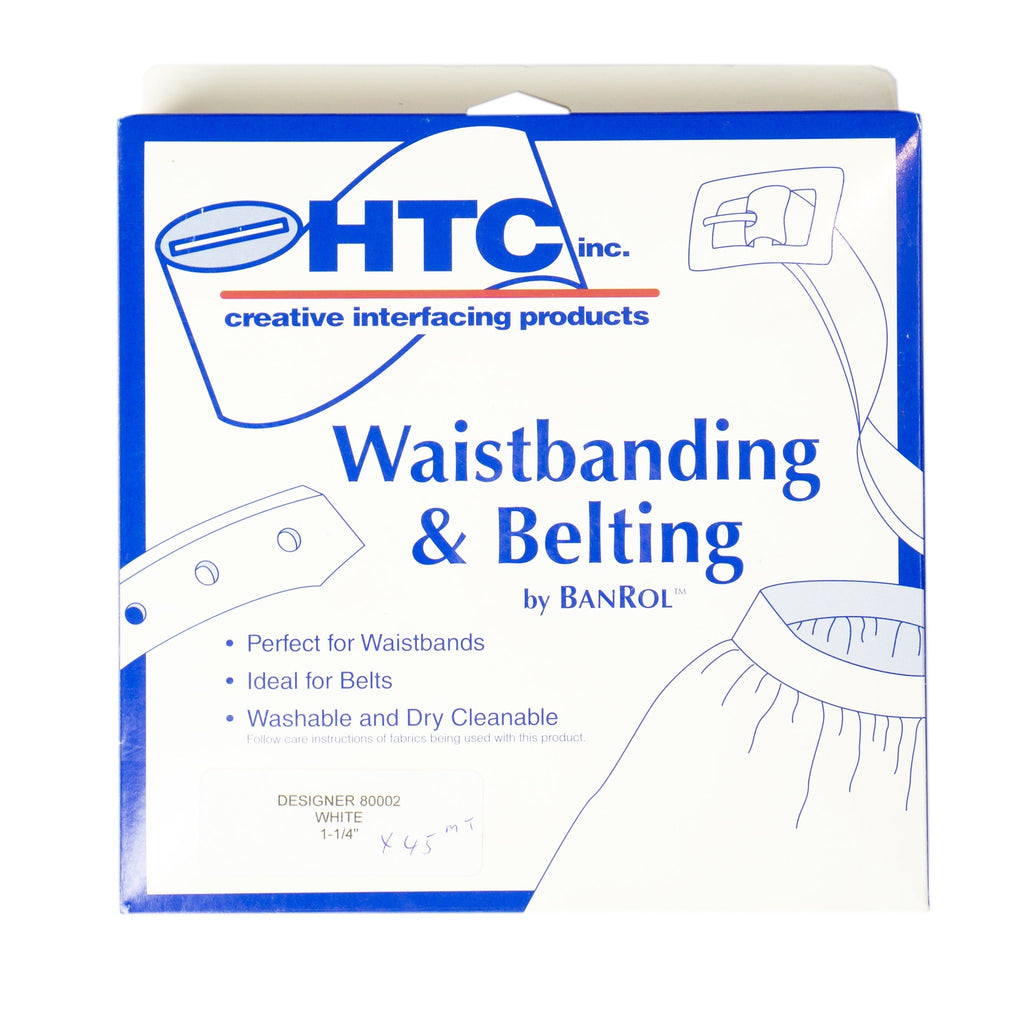 BanRol - Interfacing for Waistbanding and Belting