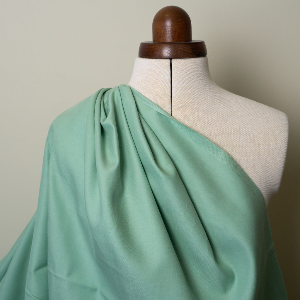 Cotton Twill - Sage Green