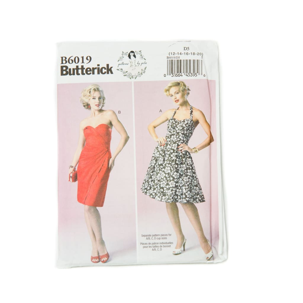 Patterns By Gertie - Butterick B6019 - 4-12 - All Products