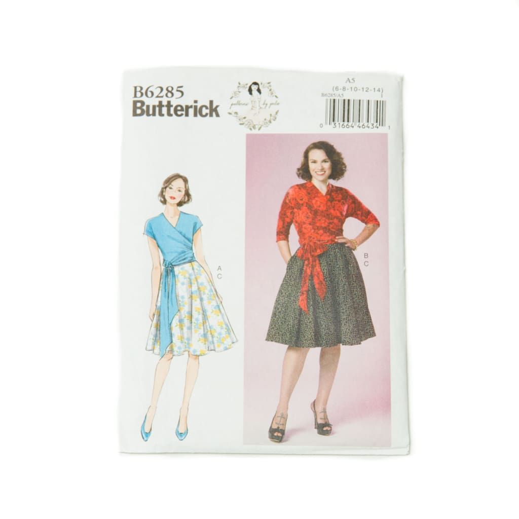 Patterns By Gertie - Butterick B6285 - 6-14 - All Products