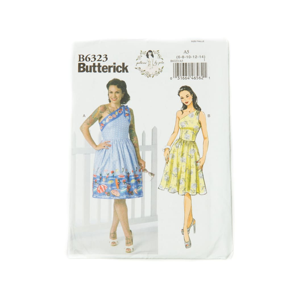 Patterns By Gertie - Butterick B6323 - 6-14 - All Products