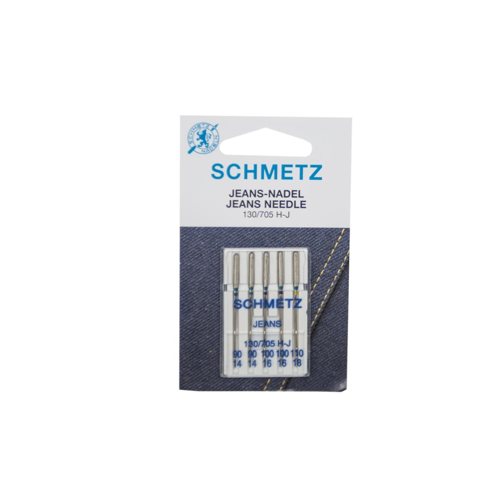 Schmetz - Jeans Sewing Machine Needle - Assorted Sizes - All Products