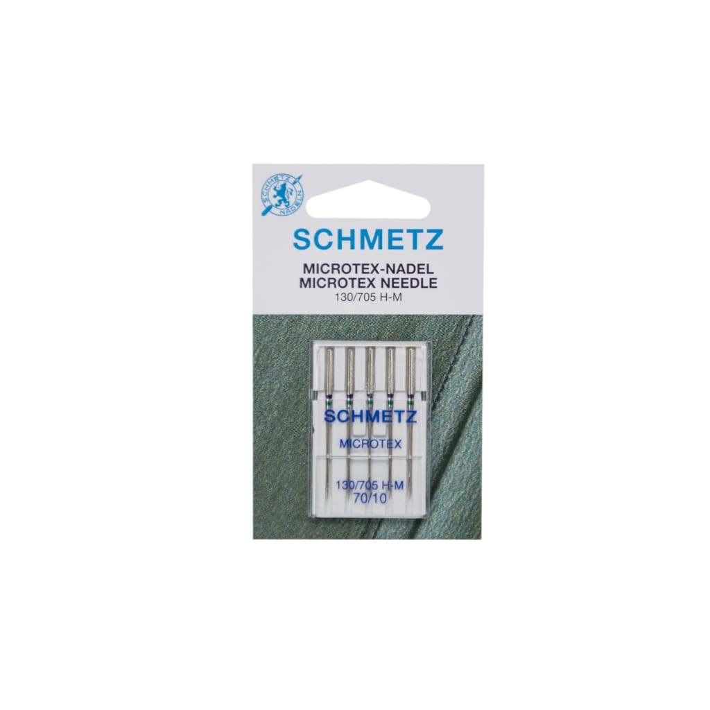 Schmetz - Microtex Sewing Machine Needle - 70/10 - All Products