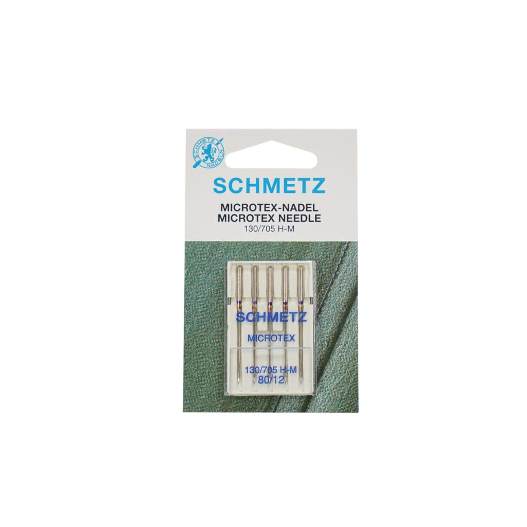 Schmetz - Microtex Sewing Machine Needle - 80/12 - All Products