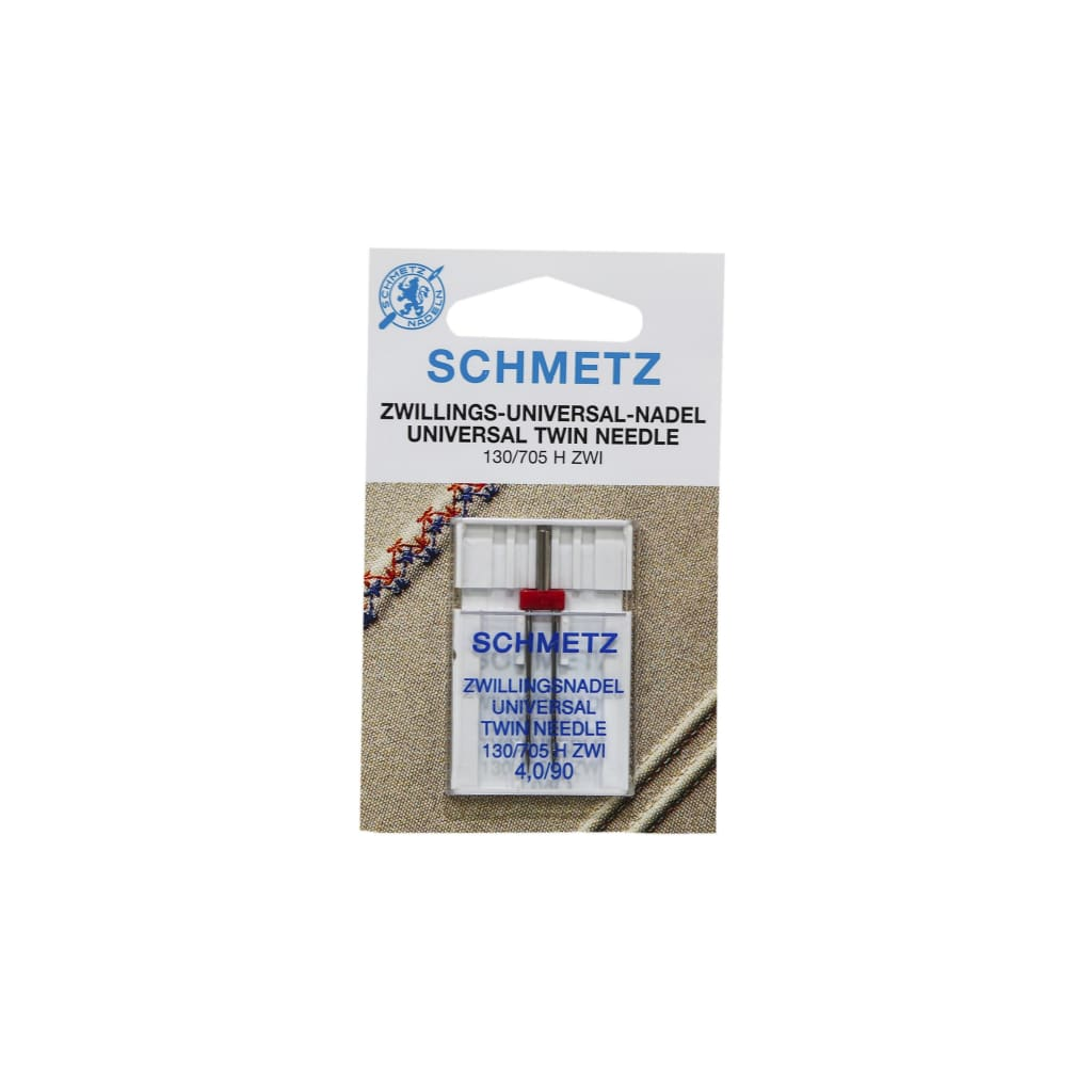 Schmetz - Universal Twin Sewing Machine Needle - 4.0/90 - All Products