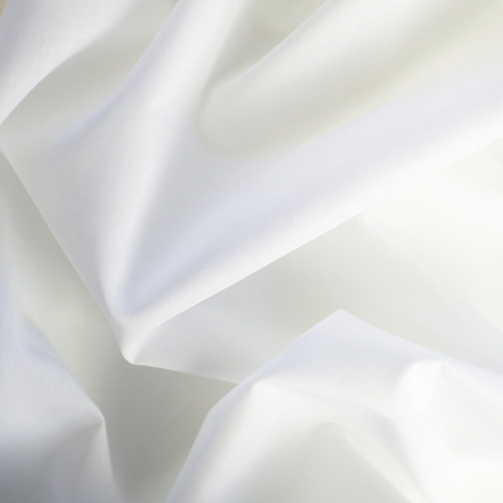 Cotton Voile - White