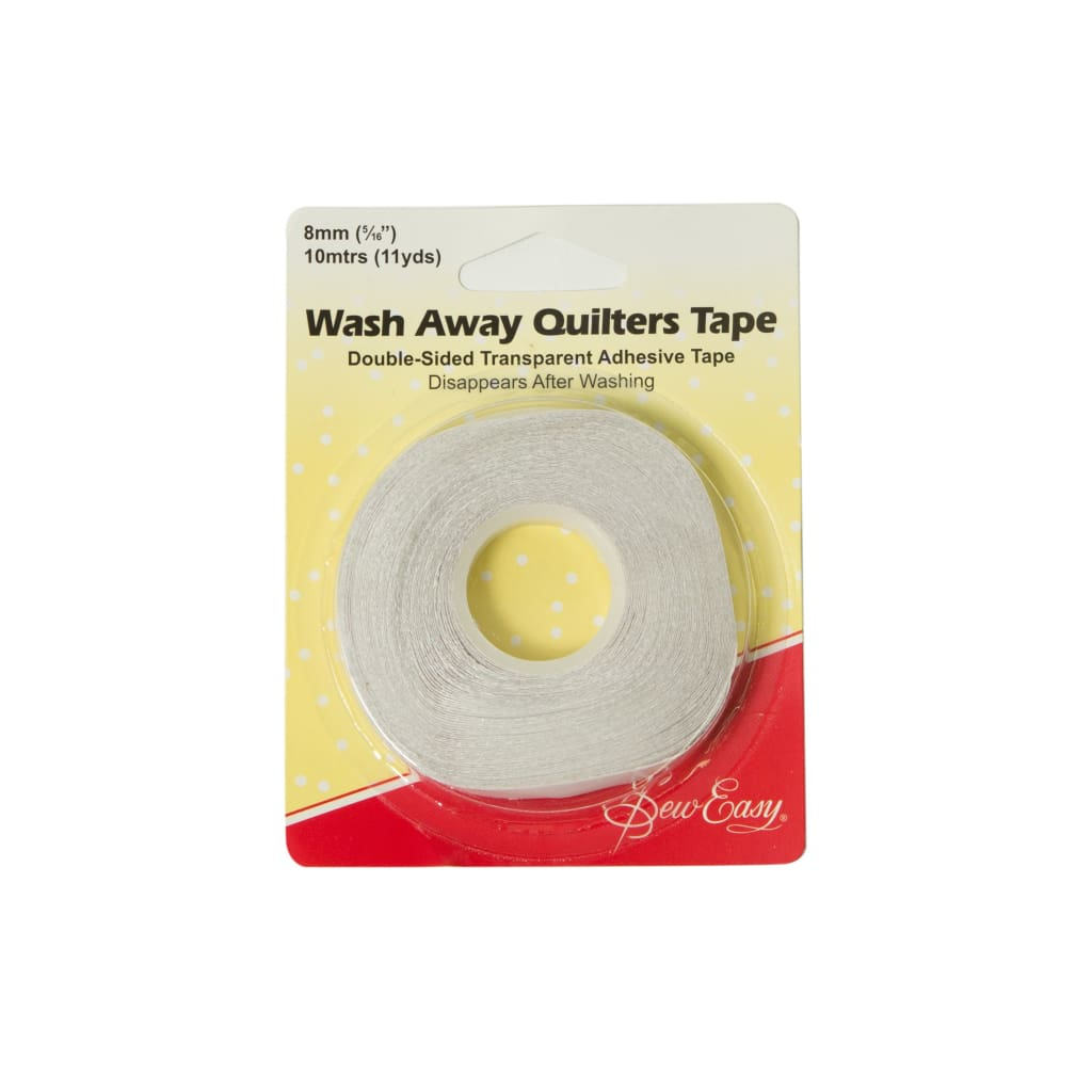 Sew Easy - Wash Away Quilters Tape - All Products