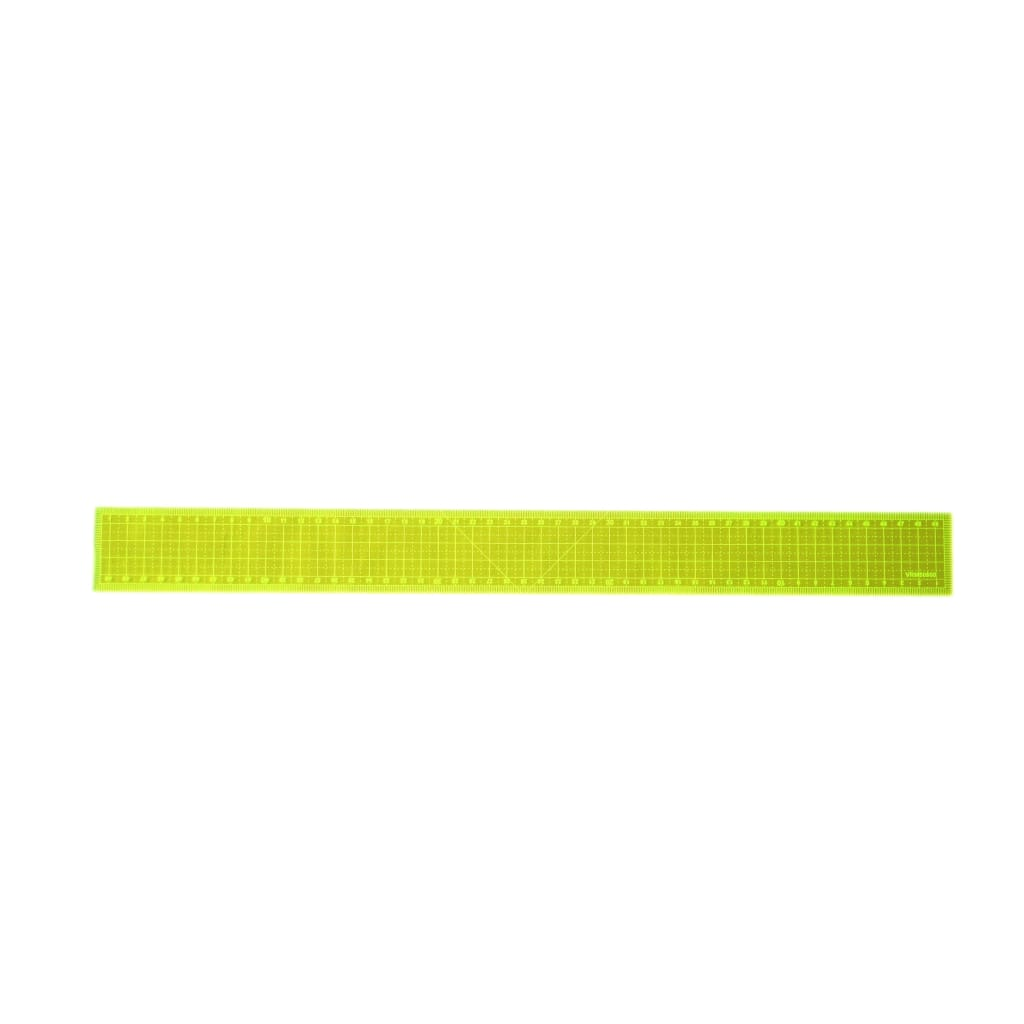 Sewing Gem - Fluorescent Metric Grading Ruler - All Products