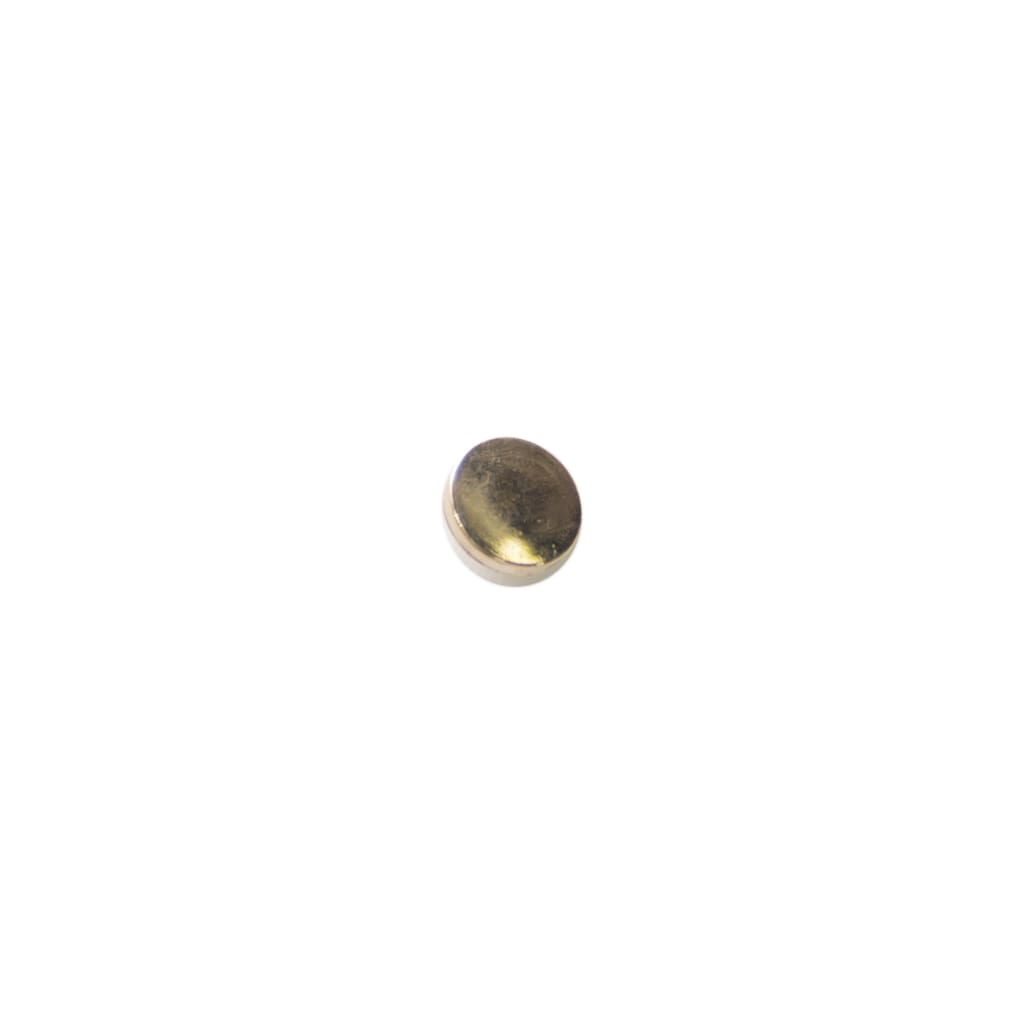 Sewing Gem - Gold Button - 15Mm - All Products