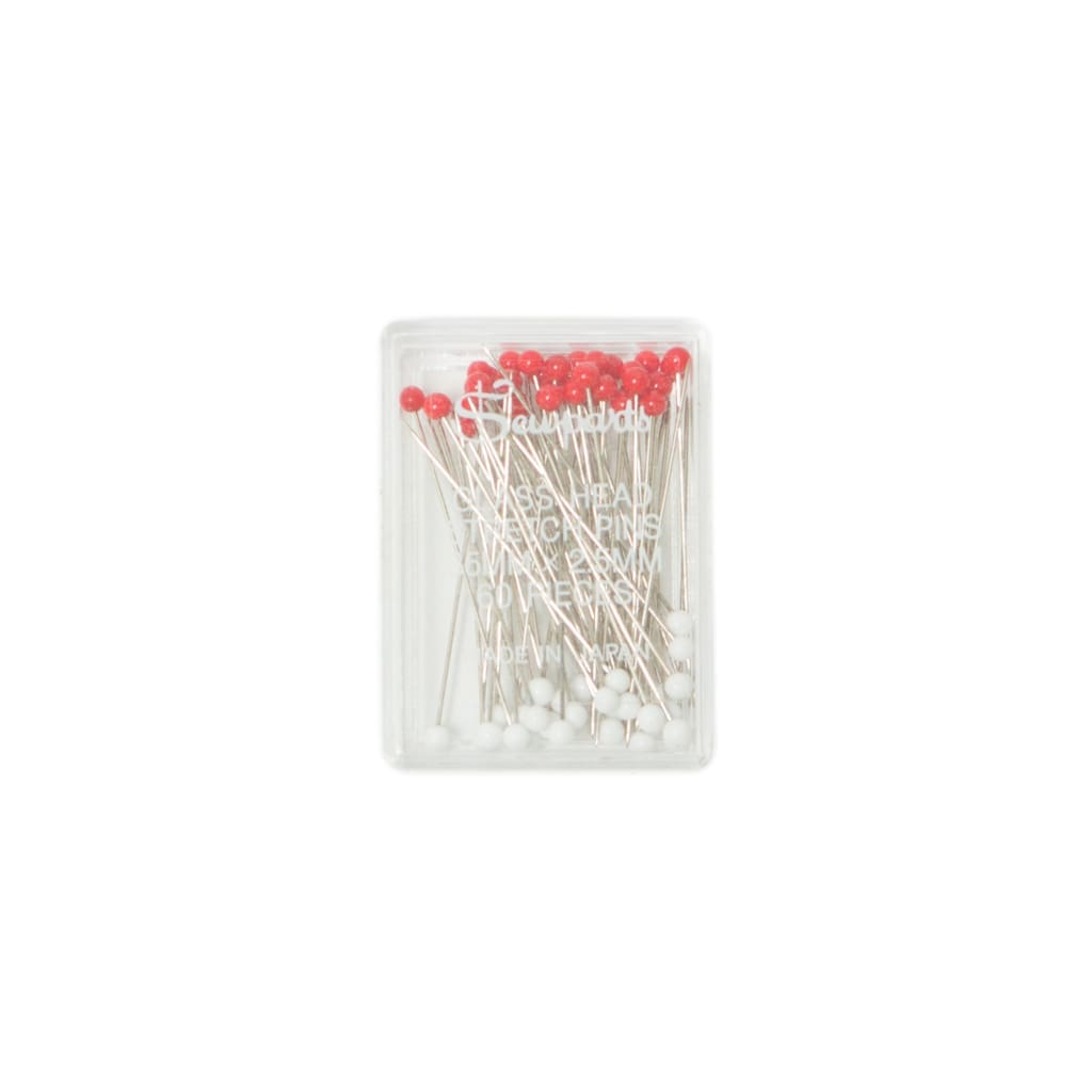 Sewparts - Glass Head Stretch Pins 35Mm X 2.5Mm - All Products