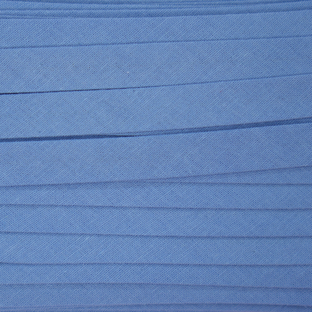 Sewing Gem - 12mm Bias Binding - 100% Cotton - Sky Blue