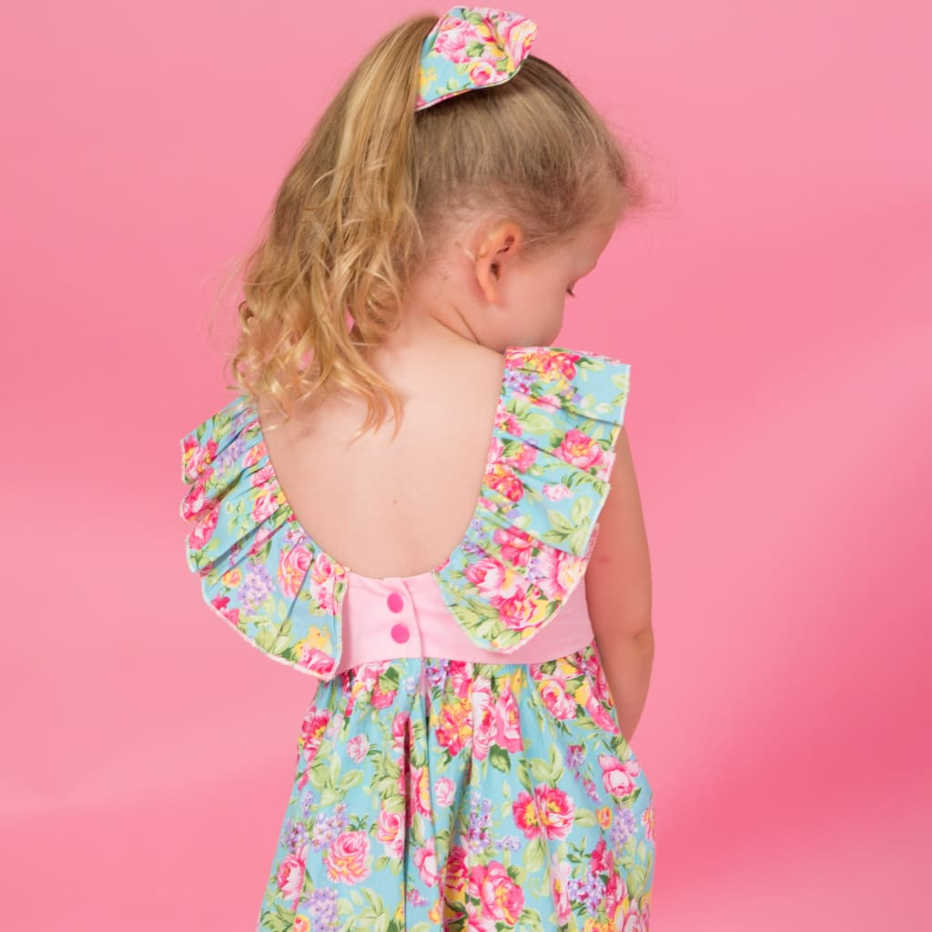 Tadah! Patterns - Tea Party Dress - All Products